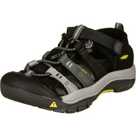 Keen Newport H2 Chaussures Adolescents, black/magnet